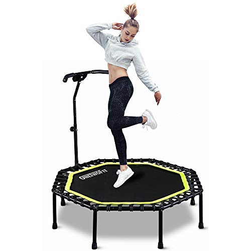 ONETWOFIT 51 Silent Trampoline