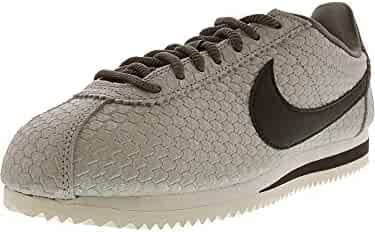 brand new 11ccd 70c0c Nike Women s Classic Cortez Se Metallic Pewter Deep Ankle-High Fashion  Sneaker - 9M