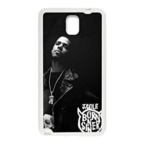 J.Cole Born Sinner Cell Phone Case for Samsung Galaxy Note3 by runtopwell
