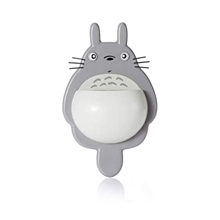 Chanhan Home Totoro - Soporte para Pasta de Dientes y Cepillo de ...