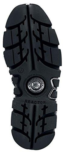 New Rock Unisex-Erwachsene M-591x-s1 Biker Boots, Schwarz, UK 3.5, UK 3.5 Schwarz