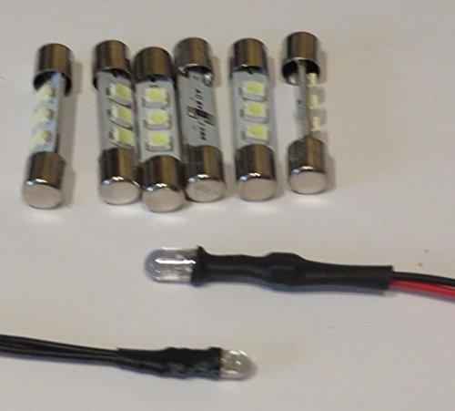 Complete Lamp Kit for Marantz 2220B - LED VERSION