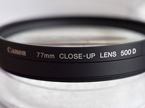 Canon 500D 77mm Close Up Lens - Fixed
