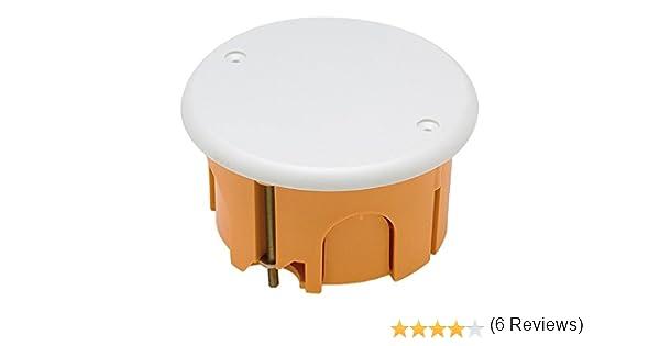 Famatel 3260 - Caja instalación pared hueca diámetro 67x39 con ...