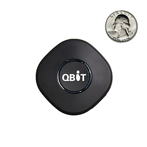 logistimatics qbit gps tracker with live audio monitoring. Black Bedroom Furniture Sets. Home Design Ideas