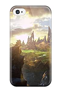 Premium [wWRsMTR16264VRfdL]oz The Great And Powerful Case For Iphone 4/4s- Eco-friendly Packaging