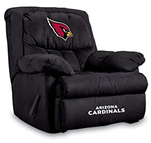 Imperial Officially Licensed NFL Furniture: Home Team Microfiber Rocker Recliner, Arizona Cardinals