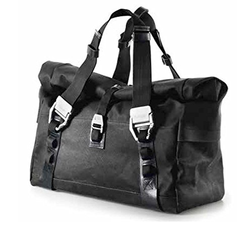 Brooks Hampstead Holdall Allround Tasche, BB012A072, Farbe total black