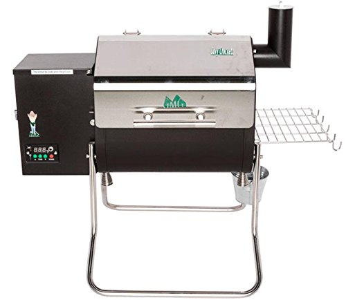 Green Mountain Grills Davy Crockett Pellet Grill – WIFI enabled by Green Mountain Grills (Image #1)