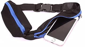 Jogger - Riñonera para Jogging Running Riñonera para Smartphone y Llave Belt Strap Rose Lock©: Amazon.es: Deportes y aire libre
