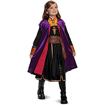 Amazon.com: Disguise Disney Elsa Frozen 2 Classic Girls ...