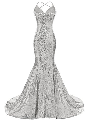 backless prom dress with straps - 1