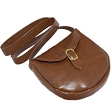 BUYS BY BELLA Brown Purse for 18 Inch Dolls Like American Girl