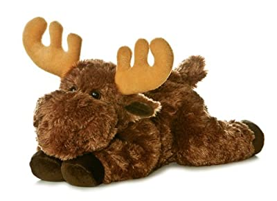 Aurora Plush 12 Flopsie Moose from Aurora Plush