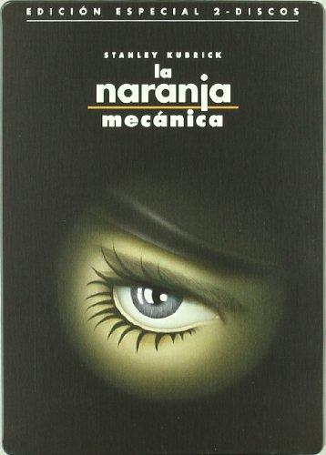 La Naranja Mecanica (A Clockwork Orange: 2-disc Castellano Steelcase Edition)
