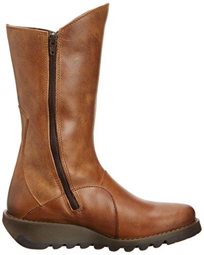 Brown Boots Camel 2 Fly Mes London Women gA0FqnxXn