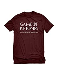 Indica Plateau Game of Ketones Mens T-Shirt