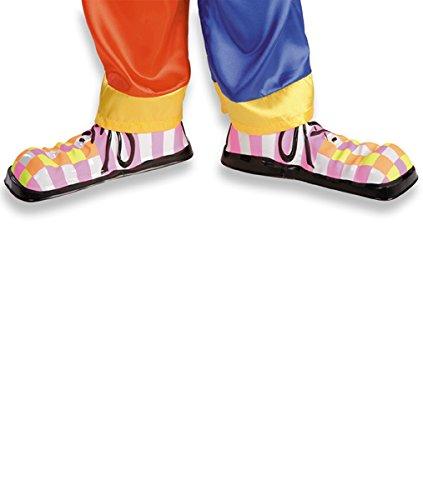 Scarpe Clown Bambino Per Da CarnevaleAmazon Travestimento it xBCeroWd