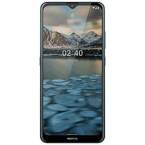 (Renewed) Nokia 2.4 (Fjord, 3GB RAM, 64GB Storage) Without Offer