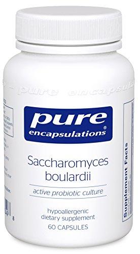 Pure Encapsulations Saccharomyces Boulardii Intestinal