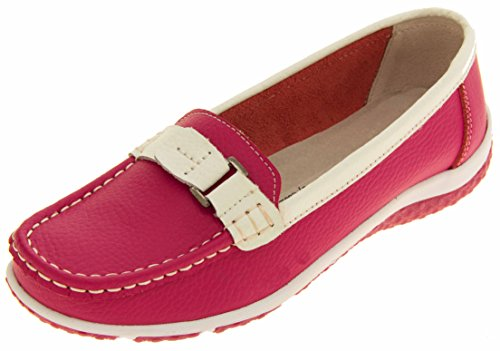 Coolers Mujer Rosa Cuero Ballet EU 39 nQPHiZQd