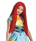 Disney Sally Nightmare Before Christmas Girls' Wig