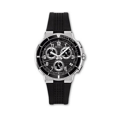 Mido Ocean Star Men's Watch - M0026171705200 -  M002.617.17.052.00