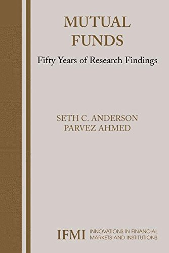 Download Mutual Funds: Fifty Years of Research Findings (Innovations in Financial Markets and Institutions) pdf