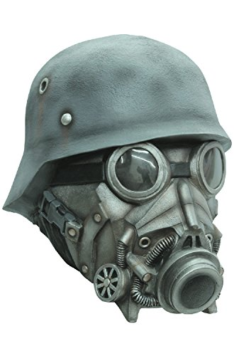 Ghoulish Productions Chemical Warfare Mask