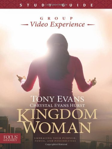 Kingdom Woman Group Video Experience Study Guide PDF