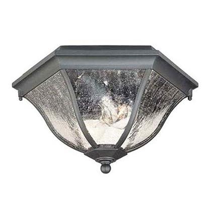 outdoor ceiling mount light fixtures acclaim 5615bk flush mount collection 2light ceiling outdoor light fixture matte black