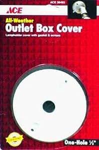 Ace Weatherproof Lampholder Cover (36493)
