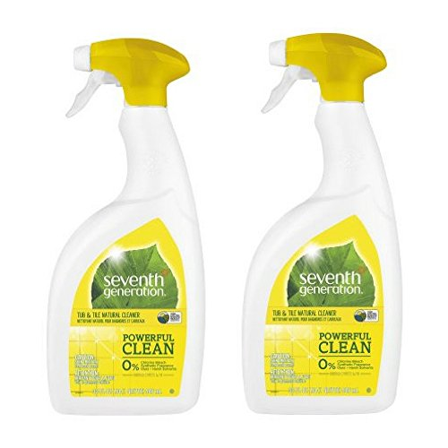 Seventh Generation Tub and Tile Emerald Cypress and Fir, 32 Fluid Ounce (2 - Tub Cypress