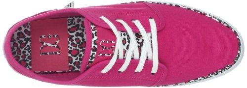 Dc Womens Studio Ltz Mode Sneaker Rouge Vif