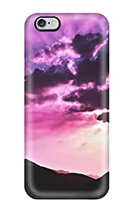 Cute High Quality Iphone 6 Plus Early Purple Breeze Case