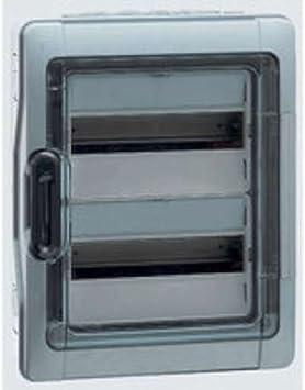 Legrand 601838 caja eléctrica - Caja para cuadro eléctrico (7,3 kg): Amazon.es: Bricolaje y herramientas