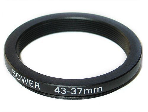 (Bower 43-37mm Step Down Adapter Ring)