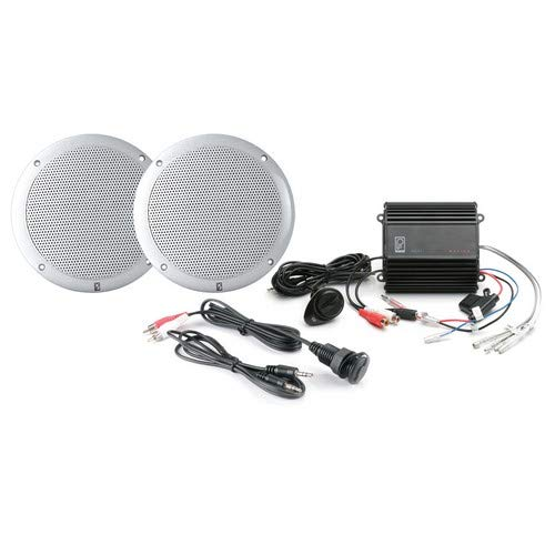 Poly-Planar Mp3-Kit W/Me-50, Ma-4055 - (Pair) White, ()
