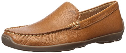 Tommy Bahama Men's Orion Driving Style Loafer, Tan, 15 D US