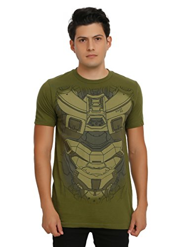 Hot Topic Halo Master Chief Cosplay T-Shirt for $<!--$25.85-->