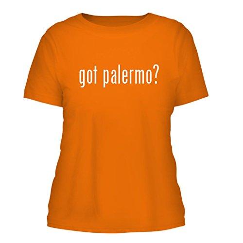 fan products of got palermo? - A Nice Misses Cut Women's Short Sleeve T-Shirt, Orange, Large