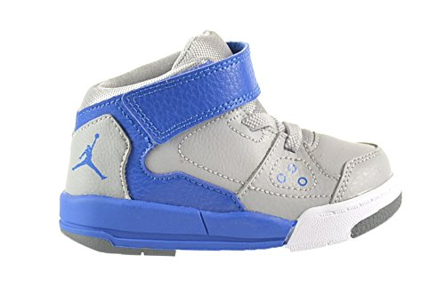 872ecad87e054c Jordan Flight Origin BT Baby Toddlers Shoes Wolf Grey Sport Blue-White-Clay  Grey 602670-027 (10 M US) - Buy Online in Oman.
