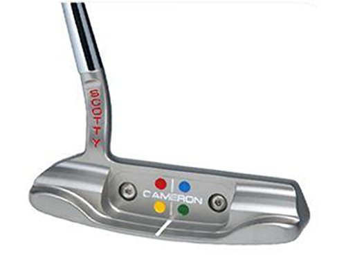 Titleist Scotty Cameron Studio Style Newport 1.5 Putter Steel Right Handed 35...