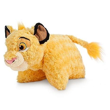 amazon com disney parks simba from the lion king pillow pet toys