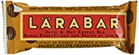 LaraBar Fruit and Nut Energy Bar-Peanut Butter Chocolate Chip, 45Gm, 16-Count