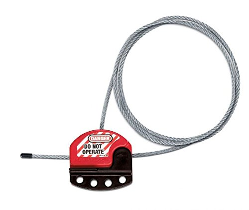 National Marker CABLO Lockout with 6' Cable