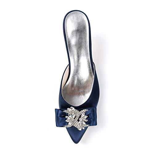 Femmes Talons Chaussures Dragage D'emballage Layearn Hauts6cm Chaussure White De Qualité Incroyable Mariage Belle XOuZPik