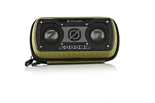 Goal Zero Outdoor Portable Speaker with Aux Input For Phone, iPod, Travel, Camping, - Battery Technology Speaker Ipod