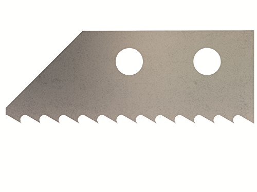 Grout Saw Replacement Blades - Bon 87-229 Toothed Replacement Blades for Grout Saws ( 5 Pack)