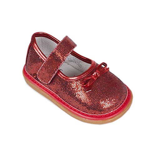 (Wee Squeak Dorothy Red Bow Toddler Squeaky)